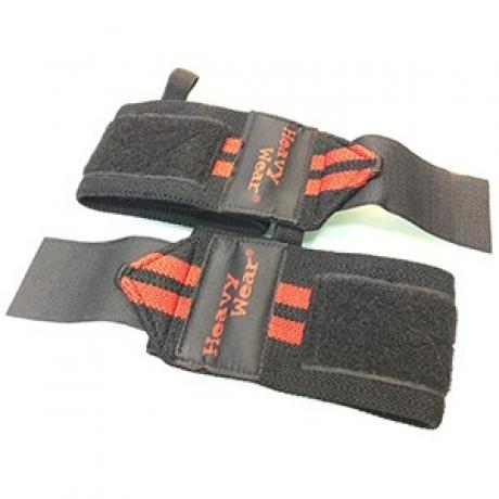 Heavywear Red Line Wrist Wraps (H1)