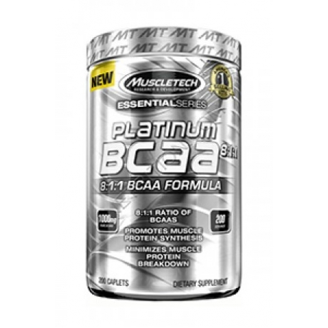 MUSCLETECH ESSENTIAL BCAA 8:1:1