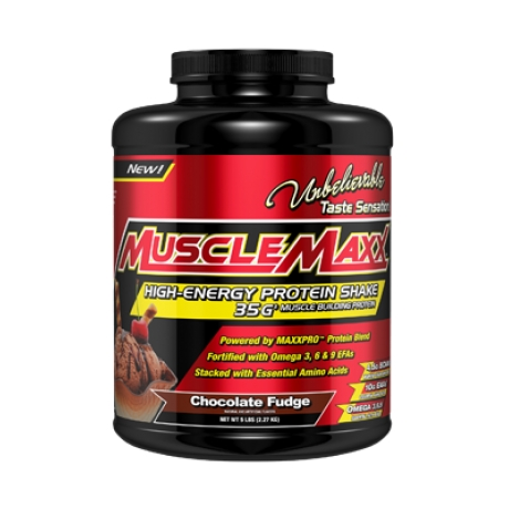 MuscleMaxx™ High-Energy Protein Shake