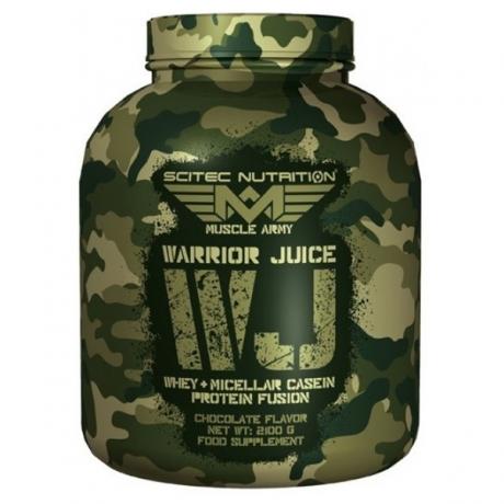 MA Warrior Juice