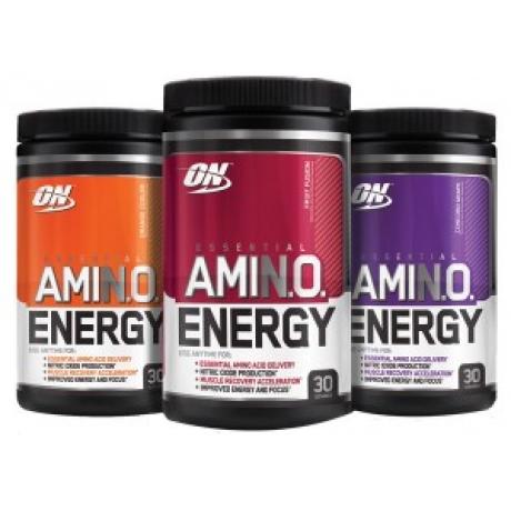 Optimum Amin.o. Energy