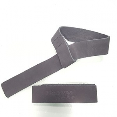 Heavywear Leather Lifting Straps (H11)