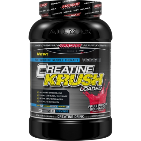 Allmax Creatine Krush Loaded
