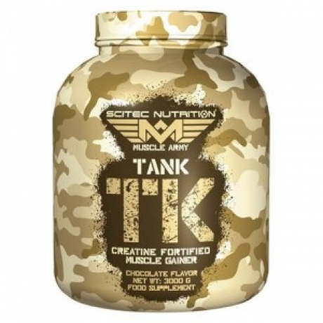 Scitec Muscle Army Tank