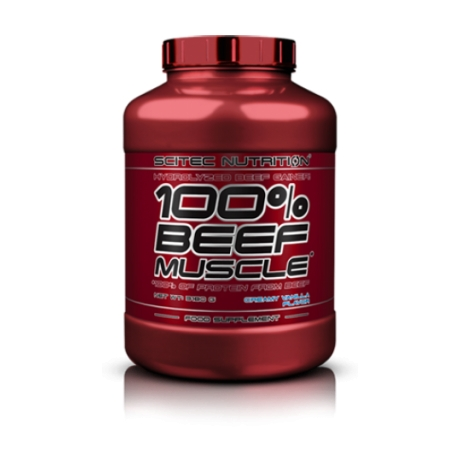 Scitec 100% Beef Muscle Gainer