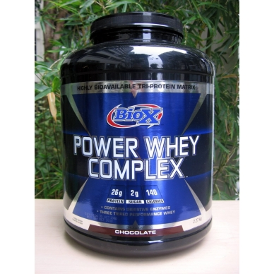 BioX Power Whey Complex
