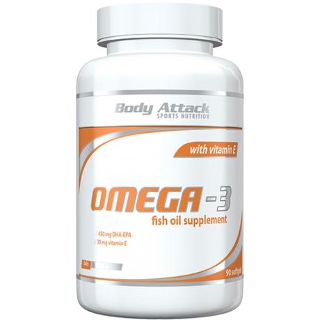 BODY ATTACK OMEGA-3
