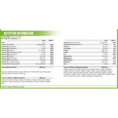 Scitec Vita Green &Fruits