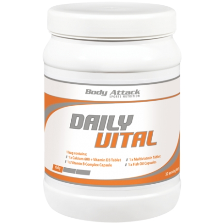 BODY ATTACK DAILY VITAL
