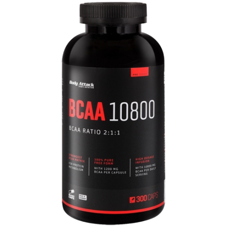 BODY ATTACK BCAA 10800