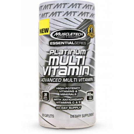 Muscletech Essential Multi Vitamin