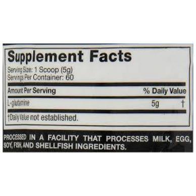 Muscletech essential 100%Glutamine