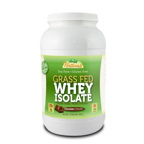 BIOX GRASS FED WHEY PROTEIN ISOLATE