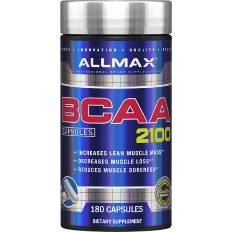 Allmax BCAA 2100 CAPSULES