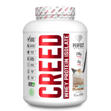 PerfectSports CREED • WHEY PROTEIN ISOLATE